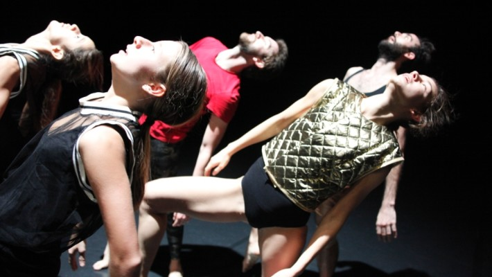 Compagnia Simona Bertozzi-Nexus, And it burns, burns, burns - foto Luca Del Pia