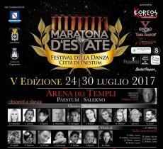locandina Maratona 2017