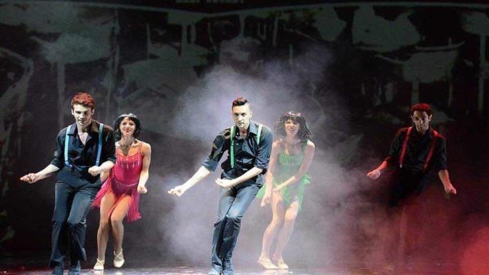 Adriana Cava Dance Company - dancing in new york